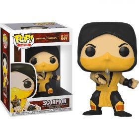 شخصية POP Games Mortal Kombat  Scorpion