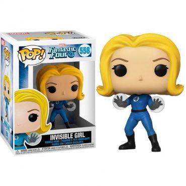 شخصية POP Marvel Fantastic Four  Invisible Girl
