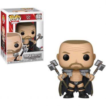 شخصية Pop WWE: WWE - S8 - Triple H Skull King w/chase