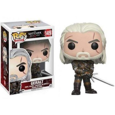 شخصية POP Games: Witcher - Geralt