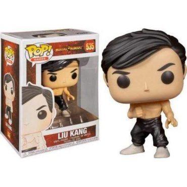 شخصية POP Games Mortal Kombat  Liu Kang