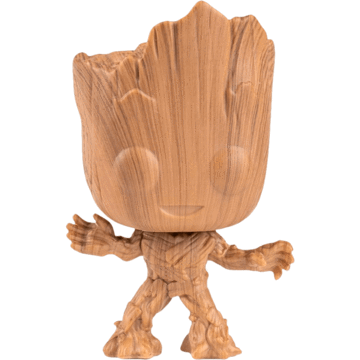 شخصية POP Movies: GOTG2 - Groot (WD) (Exc)