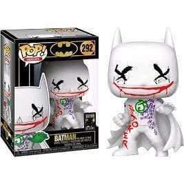 شخصية POP Heroes: DC - Jokers Wild Batman (Exc)