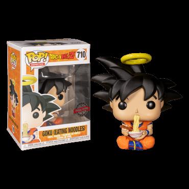 شخصية POP Animation: DBZ S7 - Goku Eating Noodles (Exc)
