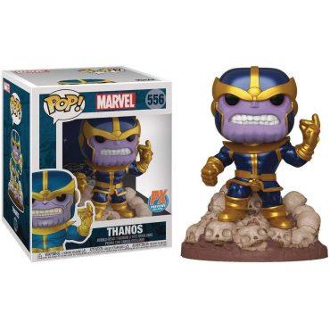 "شخصية POP: Marvel 80th - Thanos (MT) 6"" (Exc)"