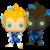 شخصية POP Animation: DBZ S6 - SS2 Vegeta w/ Chase (GW) (Exc)