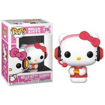 شخصية Pop Sanrio: Hello Kitty - Gamer Hello Kitty (Exc)