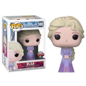 شخصية POP Disney: Frozen 2 - Elsa Dress (Exc)