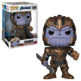 """شخصية POP Marvel Avengers Endgame  10"""" Thanos (EXC)"""