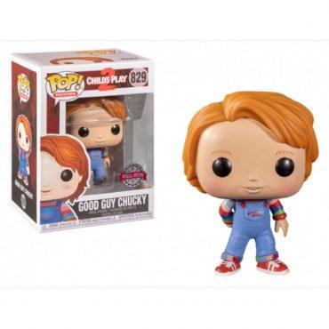 شخصية POP Movies: Childs Play - Good Guy Chucky (Exc)