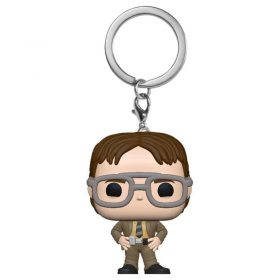 شخصية POP Keychain: The Office- Dwight Schrute