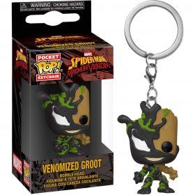شخصية POP Keychain: Marvel Venom - Groot