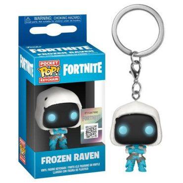 شخصية POP Keychain Fortnite  Frozen Raven