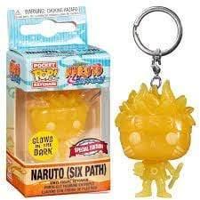 شخصية POP Keychain: Shippuden - Naruto Six Path (YW)(GW)