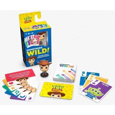 شخصية Signature Games: Something Wild Card Game- Toy Story