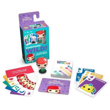 شخصية Signature Games: Something Wild Card Game- The Little Mermaid
