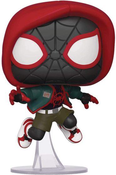 شخصية POP Marvel: Animated Spider-Man - Miles (Exc)