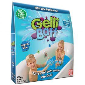 لعبة جيلي باف أزرق 600 جرام glibbi-Zimpli kids - Gelli Baff