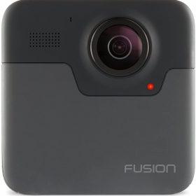 كاميرا جوبرو فيوجن GOPRO FUSION 360 – أسود