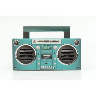 مكبر صوت محمول بلوتوث Bronx GPO - أزرق