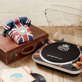 هاتف الفندق روتاري 746 – مع علم بريطانيا من جي بي او