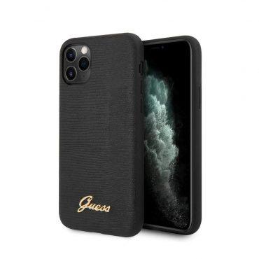 كفر آيفون 11 Pro من Guess - أسود