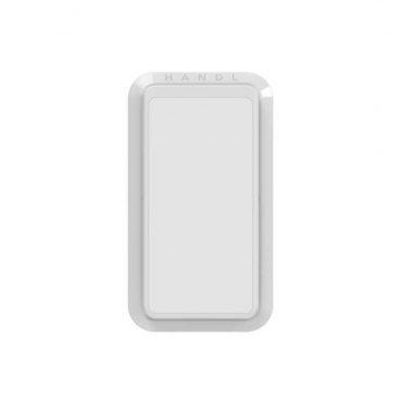 مسكة جوال من Handl - أبيض