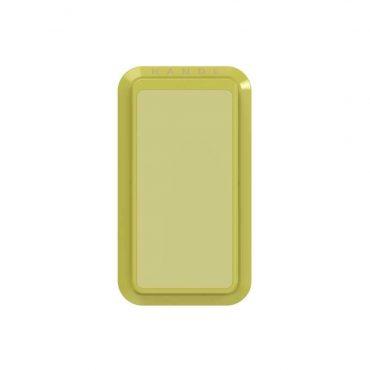 مسكة جوال من Handl - أصفر