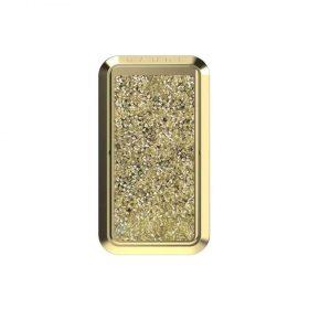 مسكة جوال كريستال من Handl - ذهبي