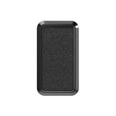 مسكة جوال لامعة من Handl - أسود