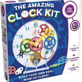 لعبة الساعة المدهشة Happy Puzzle - THE AMAZING CLOCK KIT