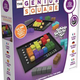 لعبة مربع العباقرة Happy Puzzle - THE GENIUS SQUARE