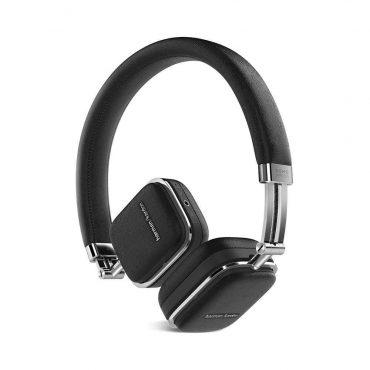 سماعة رأس Soho بلوتوث لاسلكية من Harman Kardon - أسود
