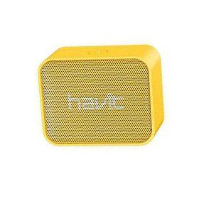 سماعة بلوتوث ميني سبيكر المحمولة من HAVIT - أصفر