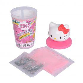 لعبة سلايم هلو كيتي SIMBA - HK Shake+Make Slime