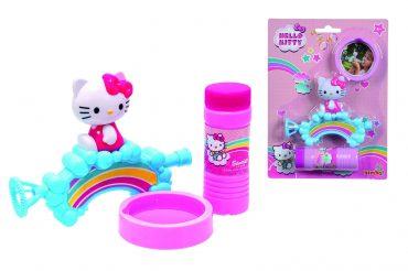 لعبة فقاعات هلو كيتي SIMBA - HK Bubble Figurine