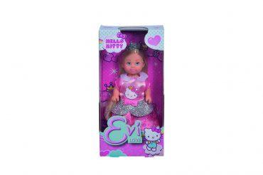 لعبة دمية أميرة هلو كيتي الصغيرة SIMBA - HK EL Princess