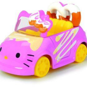 لعبة مركبة هلو كيتي JADA - Dazzle Dash Kitty Pretzel
