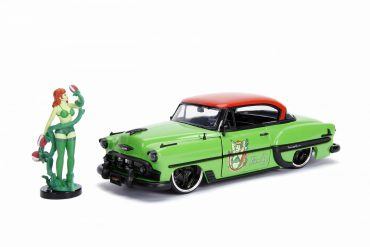 لعبة سيارة JADA - Comics Bombshells 1953
