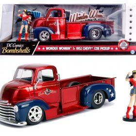 لعبة سيارة JADA - Bombshells 1952 Chevy