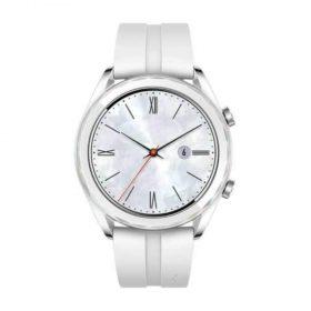 ساعة ذكية GT مقاس 44 ملم Huawei - أبيض