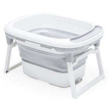 حوض استحمام للأطفال iFam - Deluxe Folding Baby Bathtub