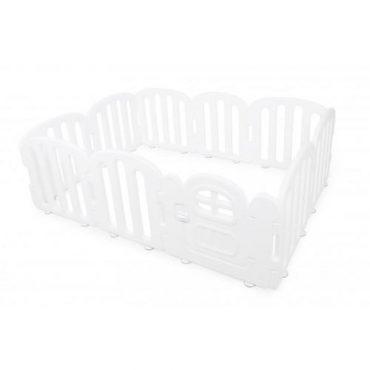 ساحة ألعاب iFam - First Baby Room 140*200 10EA - أبيض