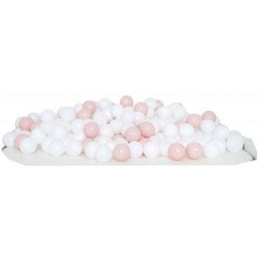 كرات الآيس كريم iFam - Ice Cream Ball 1000 units - أبيض  زهري