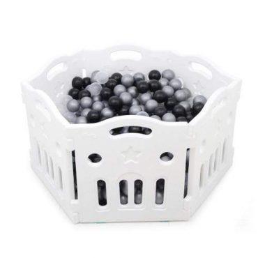 كرات الآيس كريم iFam - Ice Cream Ball 300 units - أسود