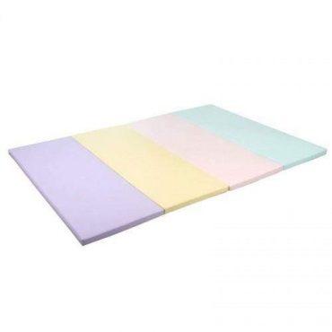 سجادة للأطفال iFam - Marshmallow Plus Folder Mat Sherbet