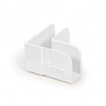 زاوية الأمان iFam - Corner Safety Holder - أبيض