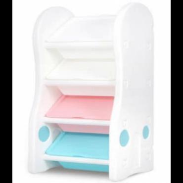 منظم ألعاب iFam - New Design Organizer Smart_1 Pastel