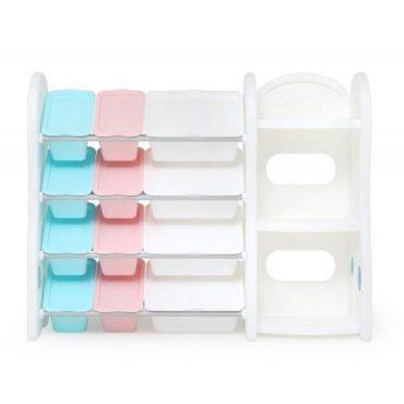 منظم ألعاب iFam - New Design Organizer_3 Pastel