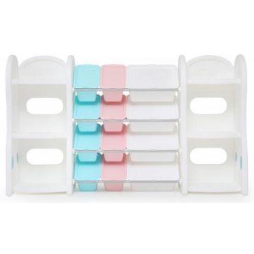 منظم ألعاب iFam - New Design Organizer_4 Pastel